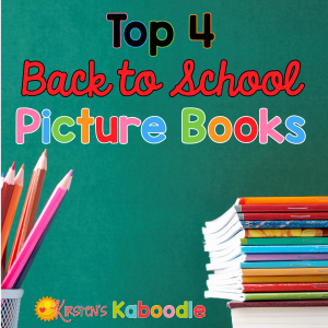 Top Four Back to School Read Aloud Picture Books for Your Classroom