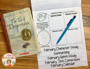 Flip books are perfect for monthly reading logs! Students are more responsible for their understanding, reflection, and connections to what they're learning in the classroom!
