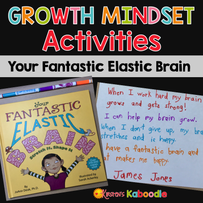 Teaching Growth Mindset: Your Fantastic Elastic Brain