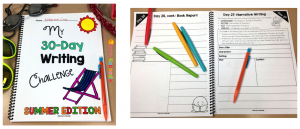 If you are looking for meaningful and engaging writing activities for your child during the summer, you have arrived!