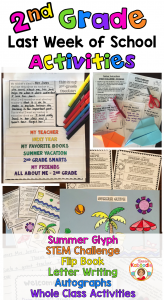 Are you looking for engaging activities for your students to finish up the school year? These last week of school activities are perfect for teachers and students who want to infuse meaningful fun during the final days of school.