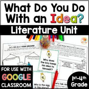 What Do You Do with and Idea Activities COVER