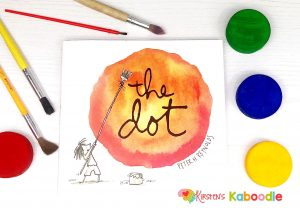 The Dot by Peter Reynolds is a great picture book for teaching students about growth mindset. It covers topics like facing challenges, failure, confidence, and perseverance.