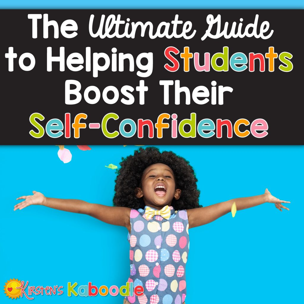 Help students build self-confidence using effective classroom strategies. Find teacher tips for helping students with their self-esteem using no-brainer activities and fresh ideas.
