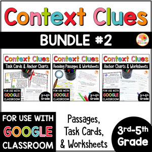 context-clues-bundle-3rd-grade