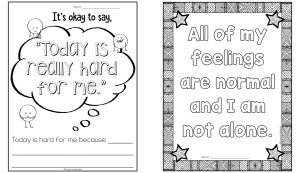 Coping with tragedy FREE worksheet