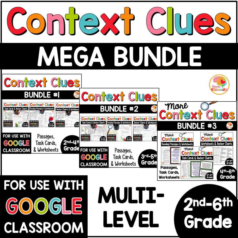 context-clues-bundle
