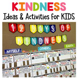 Kindness Ideas for Kids