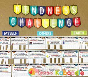 12 Days of Kindness Challenge