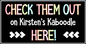 Check out digital distance learning products on Kirsten's Kaboodle
