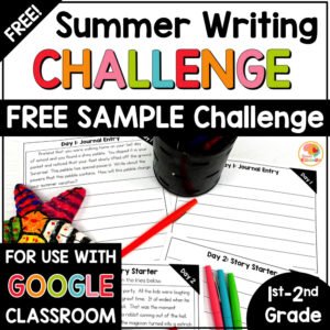 summer-writing-challenge