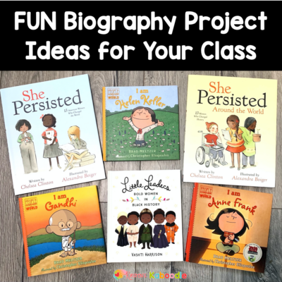 What Is a Biography Project Idea for My Class?