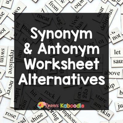 synonym-and-antonym-worksheets